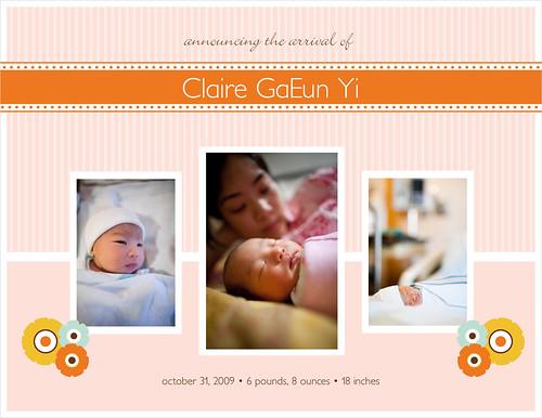 Claire GaEun Yi