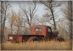 Old Timer (Huleo-1) Tags: rural northdakota