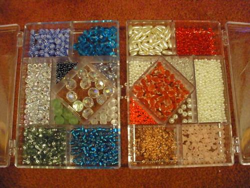 I found beads I'd forgotten I had!