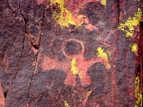 Petroglifos en Talampaya (by morrissey)