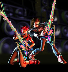 guitar hero 5 will be a hit this holiday season! (duc315) (manyone1) Tags: kite butterfly guitar hero