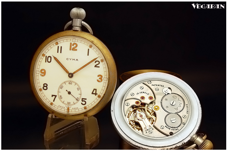 GSTP pocket watches from WWII...( Pics ) 4120667648_cdbaa5b1a1_o