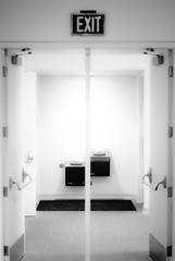 UMFA (dmitriyk) Tags: blackandwhite white utah saltlakecity nikkor lightroom 50mmf14d nikond200 umfa utahmuseumoffinearts