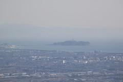 下社からの眺め 江ノ島