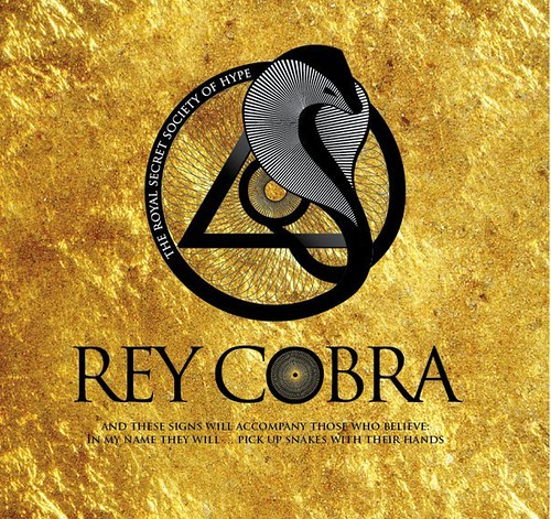 LOGOTIPO REY COBRA