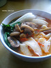 面条,Noodle (335) (11楼朝北) Tags: mushroom chinesefood homemade noodle 白菜 bokchoy day335 中国菜 蘑菇 主食 面条 面 中餐 335365 随便做 简单吃 家里做