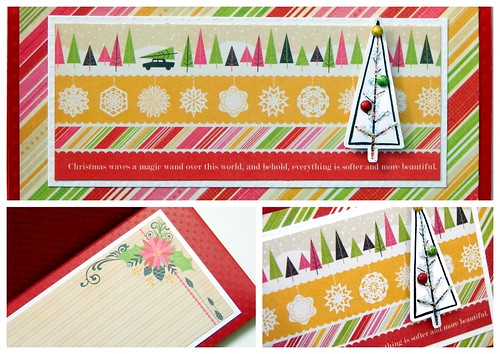 Holiday Money Holder Card