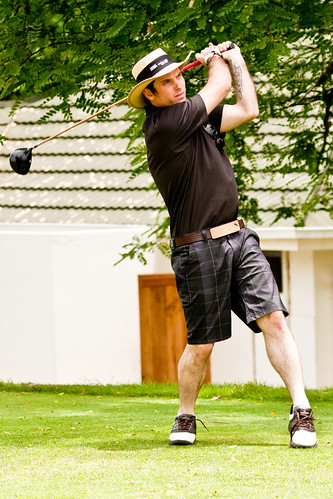 Rectron Golf Day - Tee Off-13