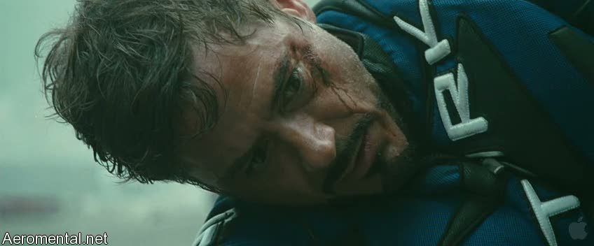 Iron Man 2 Trailer 2 Tony Spark is hurt