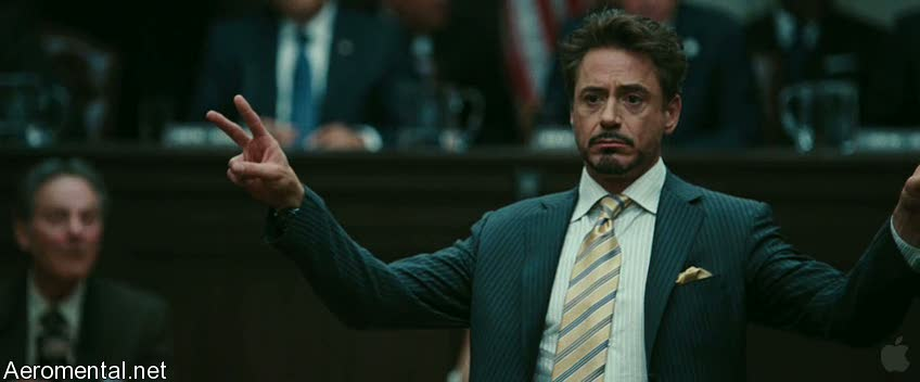 Iron Man 2 Trailer 2 World Peace