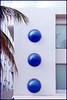 Deco detail (Images George Rex) Tags: usa architecture miami moderne artdeco miamibeach deco portholes bluecircles stylemoderne nauticalmoderne artsdécoratifs bluedisks grxa23 bluediscs imagesgeorgerex photobygeorgerex