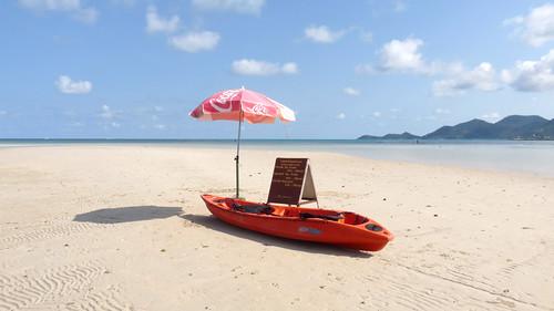 Koh Samui Chaweng Beach North コサムイ チャウエンビーチ北 7 04 10-