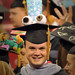 The eyes have it for College of Veterinary Medicine graduate.