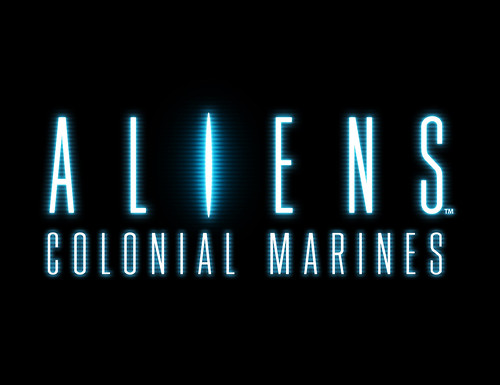 Aliens: Colonial Marines Logo