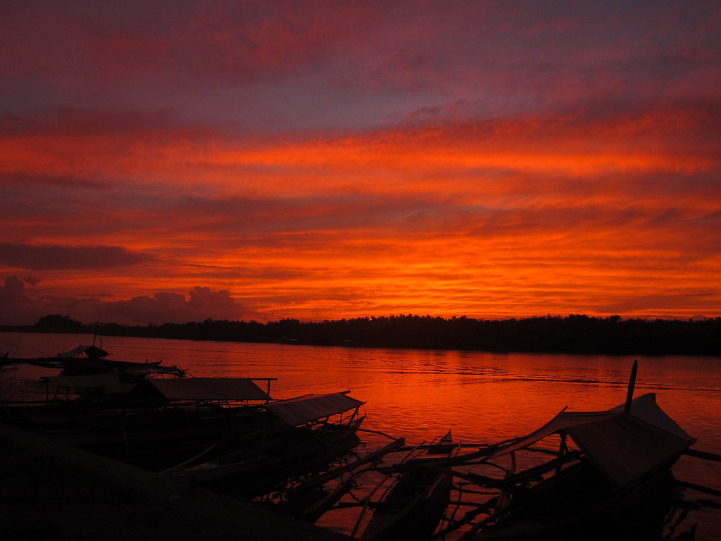 Pagsanghan Samar_Chasing Sunsets