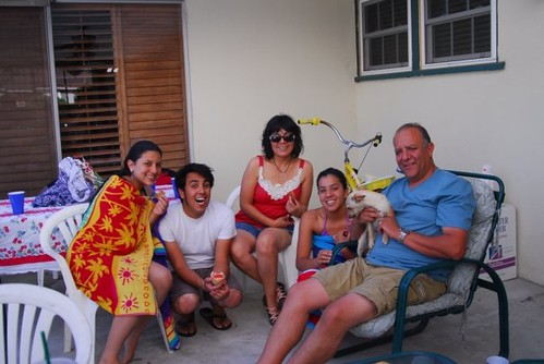 July 4 family