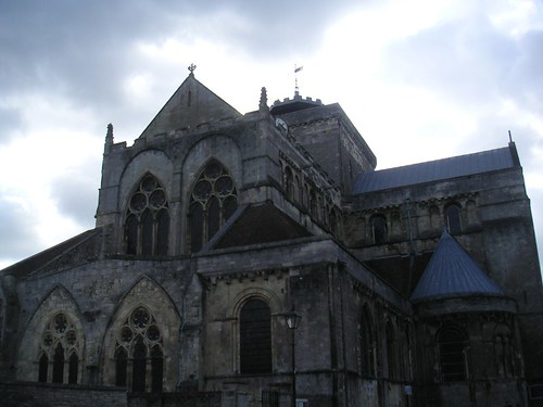 romsey-abbey