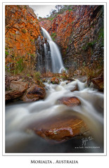Aflow (Dylan Toh) Tags: nature landscape waterfall rocks first australia hike norton falls hills explore trail summit adelaide cascade southaustralia morialta waterscape explored 5dmkii