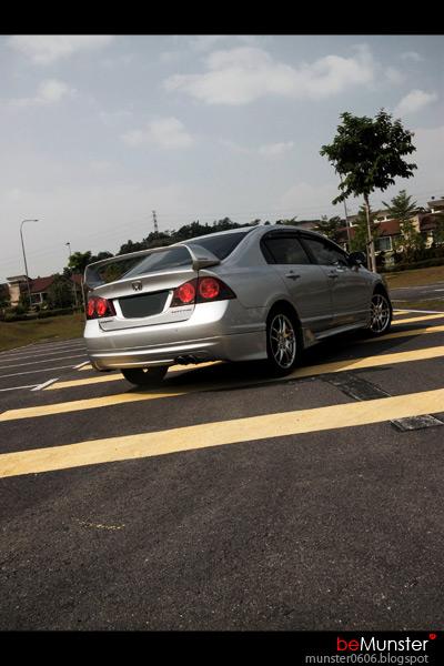 Honda Civic Mugen 10