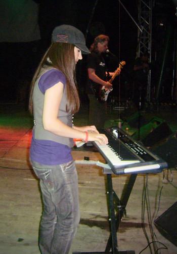 Natallia Kunitskaya, keys
