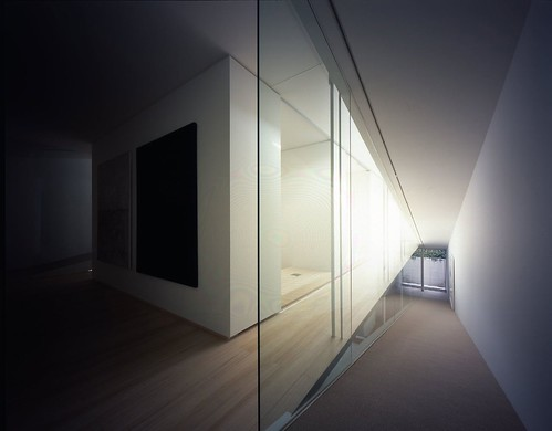 Desain kantor berkonsep kotak kaca | Tokyo  Jepang