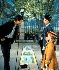 Mary Poppins (Courtesy Walt Disney Pictures)