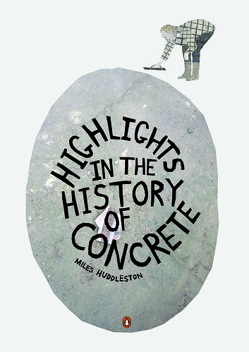 Poster for Highlights in the History of Concrete