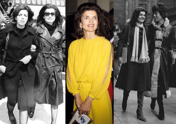 Jackie O Best Fashion Year: 1975
