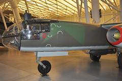 Luftwaffe - Arado Ar 234 B Blitz (Lightning) - Air and Space Smithsonian - Udvar Hazy Center - July 29th, 2009 840 RT CRP (TVL1970) Tags: stevenfudvarhazycenter udvarhazycenter udvarhazyannex smithsonian nationalairandspacemuseum smithsonianairandspacemuseum airandspacemuseum nasm washingtondullesinternationalairport dullesinternationalairport dullesairport iad nikon nikond90 d90 nikkor18105mmvr 18105mmvr aviation aircraft airplane luftwaffe aradoflugzeugwerke arado aradoar234 aradoar234blitz aradoar234b aradoar234b2 arado234 arado234blitz ar234 ar234b ar234b2 blitz junkersjumo junkersjumo004 jumo004 jumo004b1 rocketassistedtakeoff rato walter109500 walterrato walter109500rato