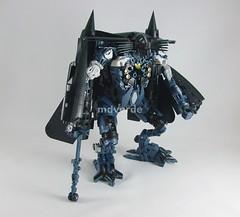 Transformers JetFire RotF - modo robot
