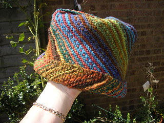 Aidan's Hat pattern by Ginger Luters