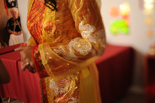 Final Traditional Vietnamese Ao Dai dress
