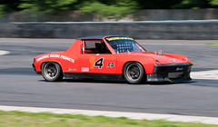 _0049323 (kptyson) Tags: usa sports ct automotive panning scca porsche914 lakeville 70200mmf28gvr limerockpark chrisfoley sportscarclubofamerica nikonnikkor70200mmf28vr 2009sccarunoffs tangerineracingcom johnstimmemorialnationalrace