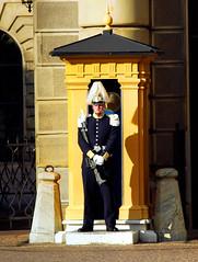 Soldier (raspu) Tags: soldier sweden stockholm olympus estocolmo guardian suecia e30 soldado guardia raspu