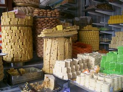 A sugar-junkie's dream - Sweet shop at Mysore (K E K A) Tags: karnataka keka beautifulindia