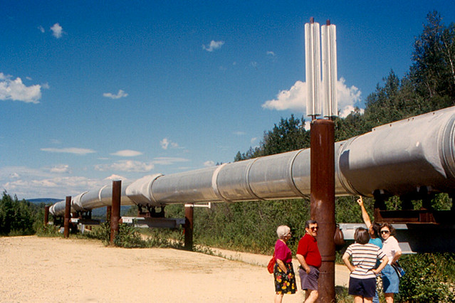 Fairbanks - Trans-Alaska Pipeline