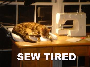 sewtired