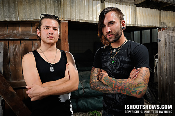 Warped Tour Portraits: