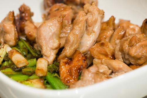 Yakitori Chicken without Skewers