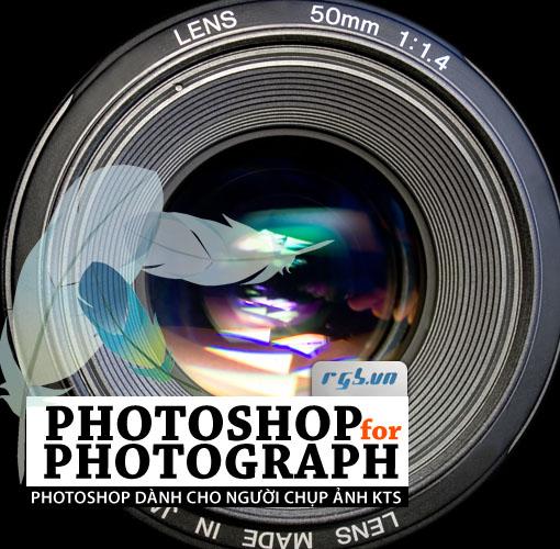 Ebook Học Chỉnh Sửa ảnh Kỹ Thuật Số Cơ Bản Bằng Photoshop