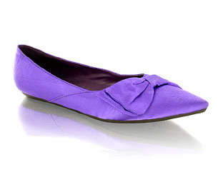 Priceless Purple Flats
