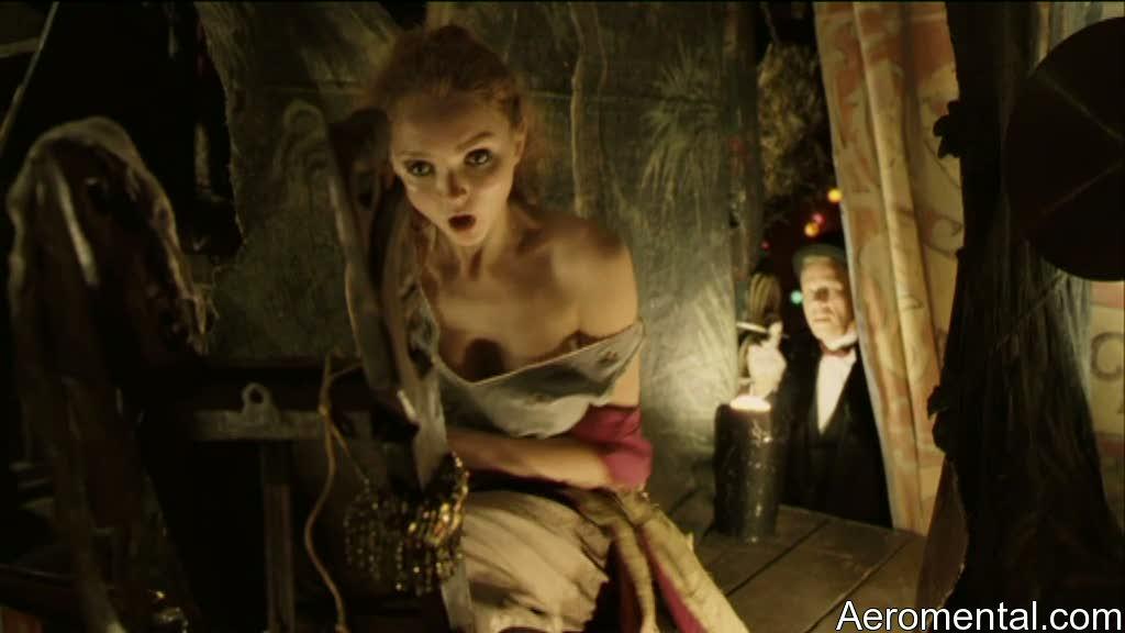 Imaginarium del Doctor Parnassus Mr. Nick y Valentina