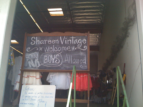 Shareen Vintage, downtown