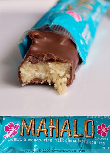 Go Max Go Vegan Candy Bars