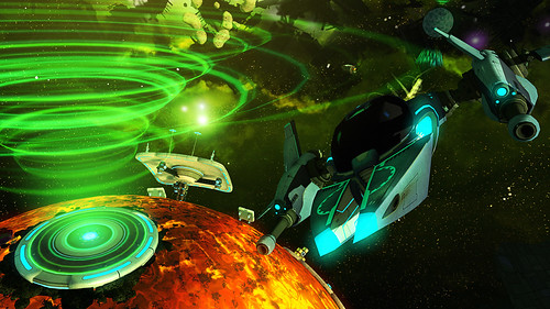 Ratchet & Clank Future: ACiT screenshot 1