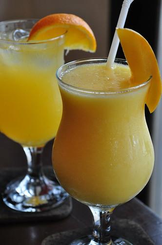 Fruit Shakes @ Zuzuni Boracay
