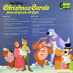 i have a feeling that this is a record a lot of people had as children so if you are looking for a touch of nostalgia youd better act quickly because i - Disney Christmas Music