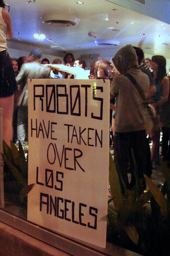 Robots Have Taken Over Los Angeles