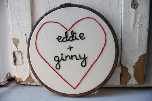 eddie+ginny
