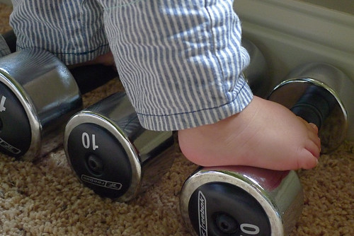 Feet & barbells